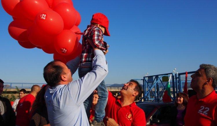 Миков на посещение в Добрич, Вълчи дол и Варна